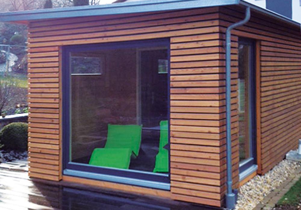 Sauna kaupp blockhaus for Blockhaus gartenhaus