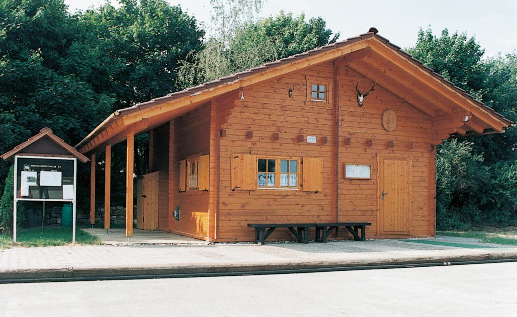 Blockhaus Fußboden Dämmen ~ Vereinsheime kaupp blockhaus